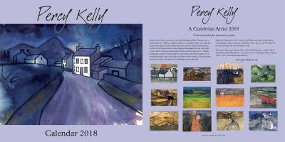 Percy Kelly Calendar 2018