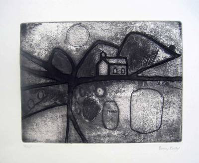 The Tullie House Etching