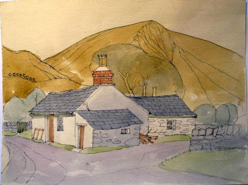 THE OLD SMITHY LOWESWATER