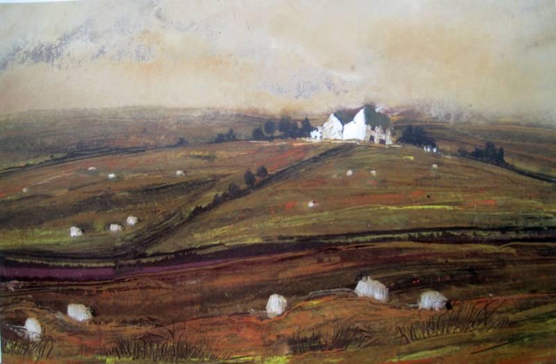 KAREN WALLBANK: Hill farmer and painter