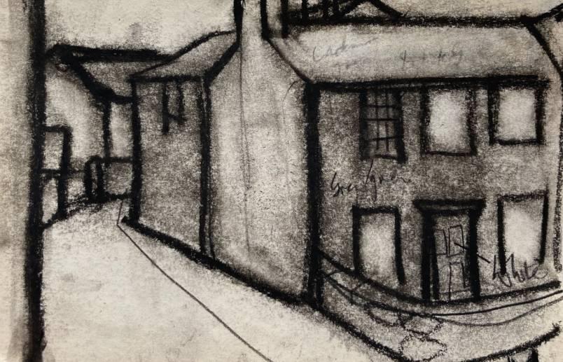 House at Mockerkin.