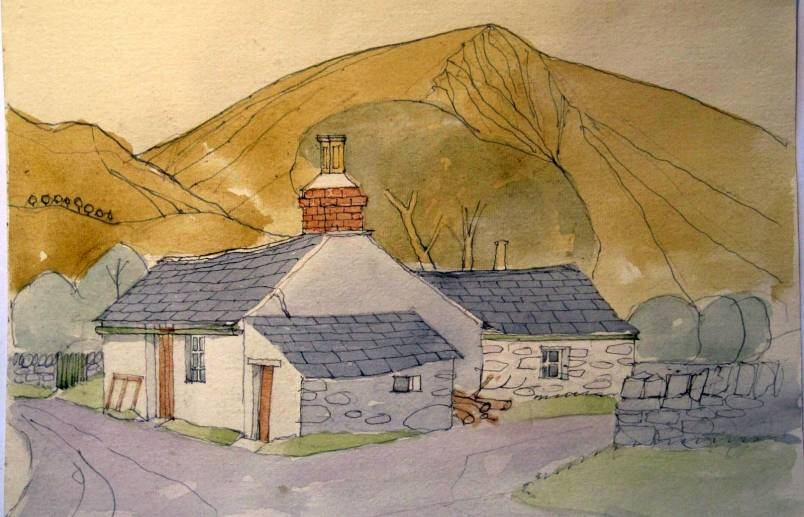 The Old Smithy, Loweswater