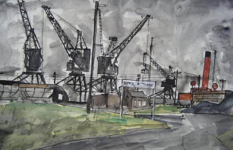workington docks