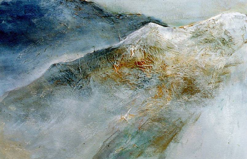 Ullock pike; First Snow